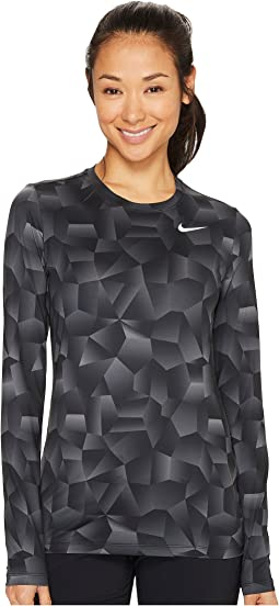 Nike Golf - Crew Baselayer Holiday Print