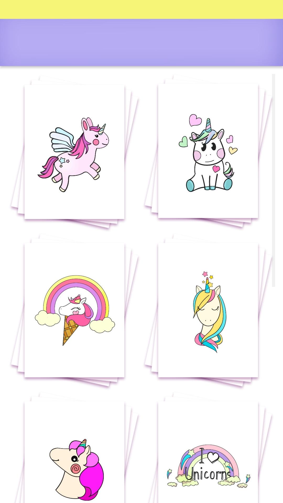 Learn To Draw Unicorns