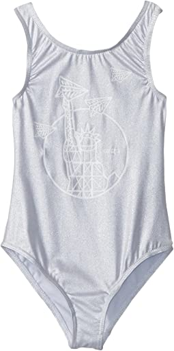Kenzo Kids Swimsuit Statue of Liberty (Toddler/Little Kids)