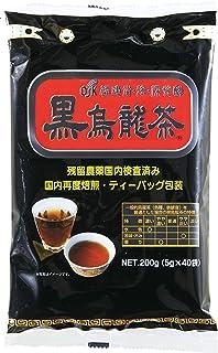 OSK福建省・強・深発行 黒烏龍茶ティーパック5g×40袋