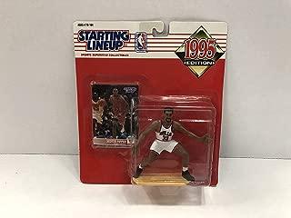 Scottie Pippen Chicago Bulls NBA SLU Action Figure 1995 Edition with Trading Card