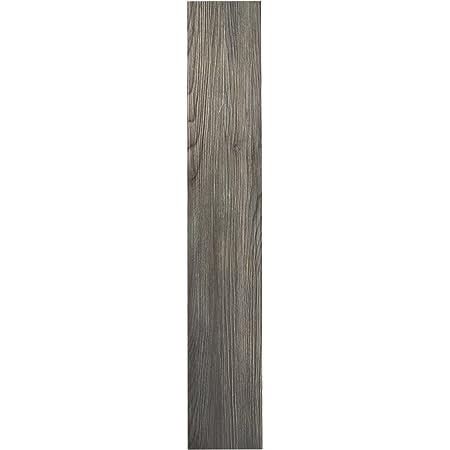 10 Pack 6 x 36 Achim Home Furnishings VFP2.0MH10 Tivoli II Peel N Stick Vinyl Floor Planks Renewed Mahogany