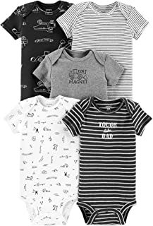 Carter's Baby Boys 5-pk. Construction Bodysuits