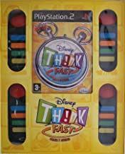 Disney Th!nk Fast with Buzz Controller (PS2) by Disney