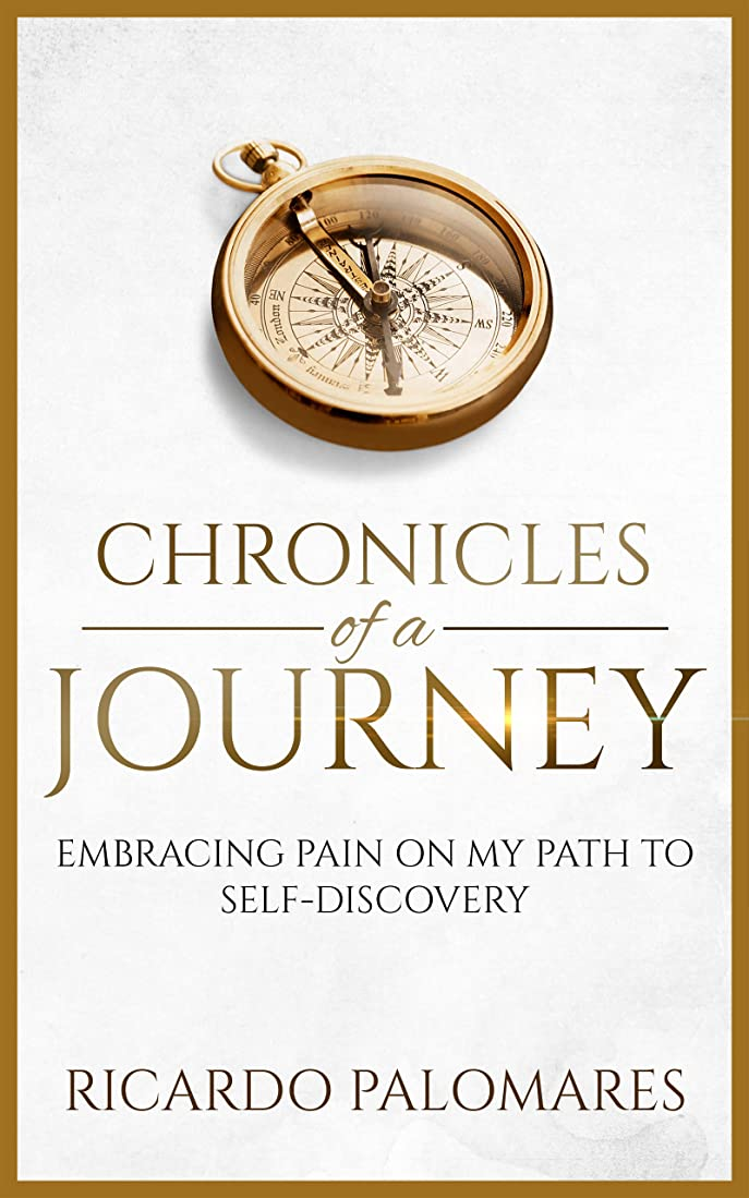 論争的ロープ相対サイズChronicles of a Journey: Embracing Pain on My Path to Self-Discovery (English Edition)