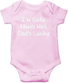 im cute moms cute dads lucky