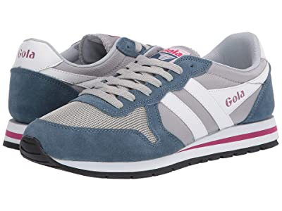 Gola Daytona (Light Grey/Baltic/White) Women