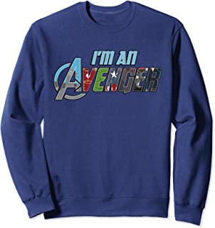 Marvel Avengers Age of Ultron I'm an Avenger Sweatshirt