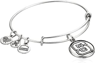 Alex and Ani North Carolina State University Rafaelian Bangle Bracelet