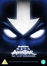Avatar: The Last Airbender - The Complete 3-Book Collection [Reino Unido] [DVD]