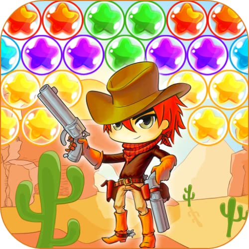 Cowboy Johnny - Bubble Shooter