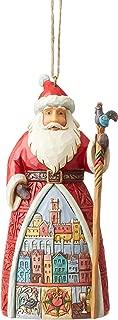 Enesco Jim Shore Heartwood Creek Portuguese Santa HO