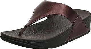 FitFlop Lulu Leather Toepost Women's Toe Post