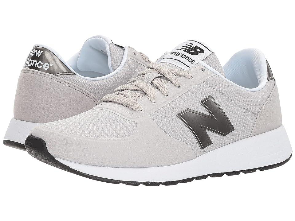 New Balance Classics WS215v1 (Overcast/Metallic Silver) Women's Running Shoes