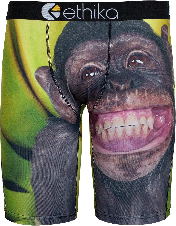 Ethika Mens Staple Boxer Briefs | Monkey Business