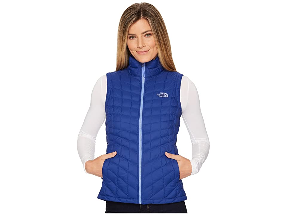 The North Face Thermoball Vest (Sodalite Blue Matte) Women