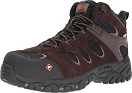 78dfb46943 Merrell Work Moab Rover Pull On Comp Toe | Zappos.com