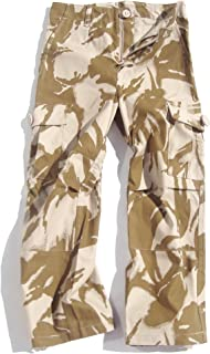 Pro Force Boys Army Combats Woodland Camouflage Soldier Cargo Trousers