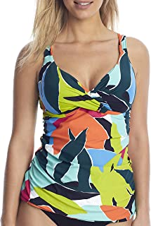 Anne Cole Women's Underwire Tankini