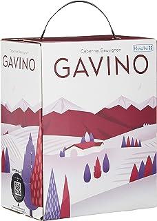 [Amazon限定ブランド] カチプラ チリ産カベルネソーヴィニヨン 箱入りワイン(バッグインボックス) [ 赤ワイン ミディアムボディ チリ 3000ml ]