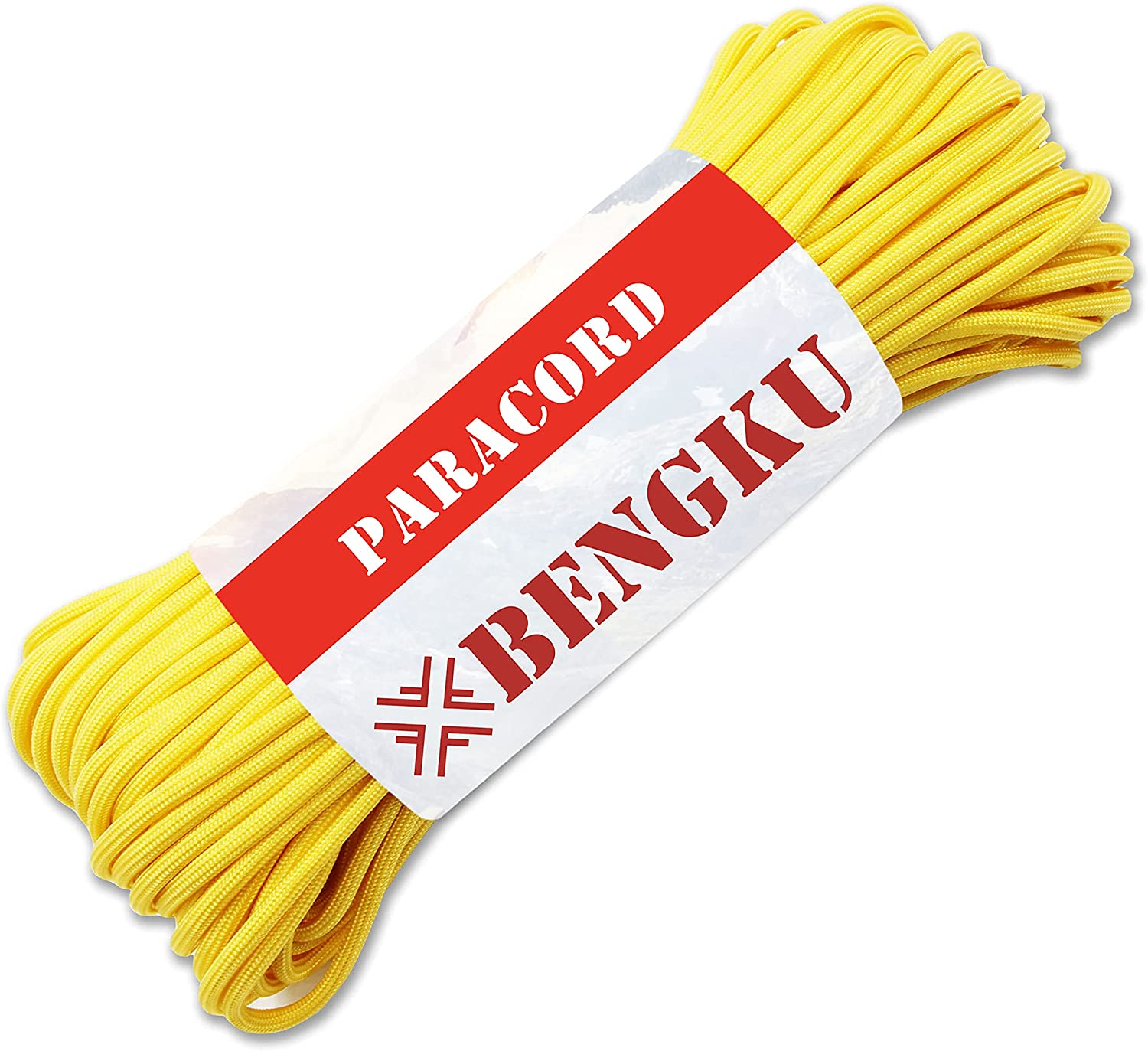 BENGKU Outdoor National uniform free Large special price !! shipping Mil-SPEC 550lb Cord Paracord MIl-C-5040 Parachute