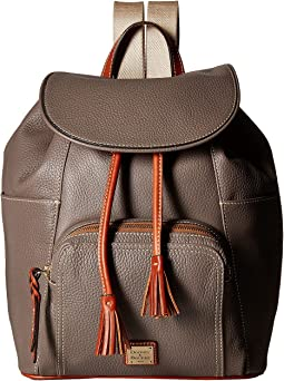 Dooney & Bourke - Pebble Large Murphy Backpack