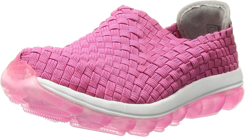 Bernie Mev Unisex-Kid's Gummies GEM K Sneaker, hot Pink, 28-35 M M EU Big Kid (31 US)