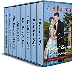 Darcy and Elizabeth: A Compilation: 8 Pride & Prejudice Variations