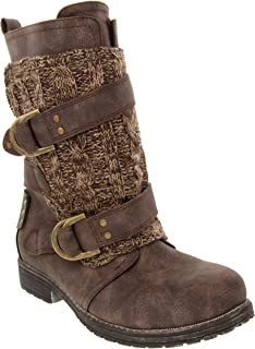 Best women's fashion army boots Reviews