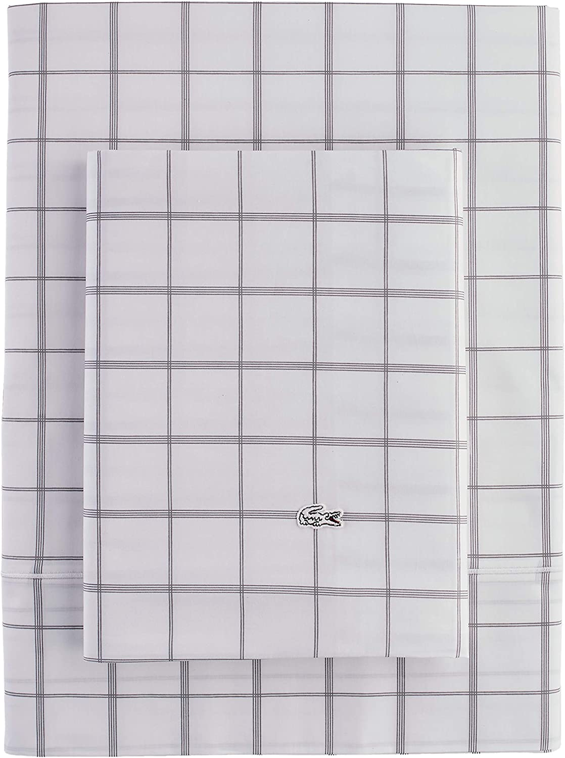 Lacoste Match Point Collection 4-Piece Sheet California Popular standard Set Deluxe Kin