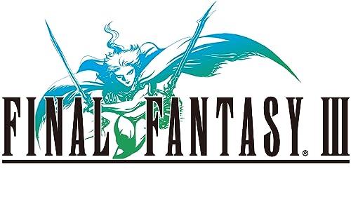 『FINAL FANTASY III (3D REMAKE)』のトップ画像