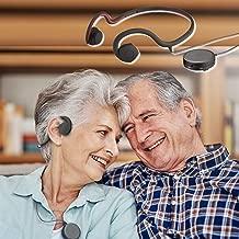 [bonein日本官方] 不遮挡耳朵 用骨听音乐 骨传导耳机 BN-802 集音 会话用