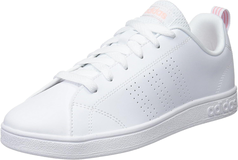 Adidas Damen VS Advantage Clean Fitnessschuhe Weiß (Ftwbla Corneb Corneb Corneb 000) 39 1 3 EU  d47f41