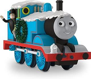Hallmark Keepsake 2017 Christmastime With Thomas the Tank Engine Christmas Ornament