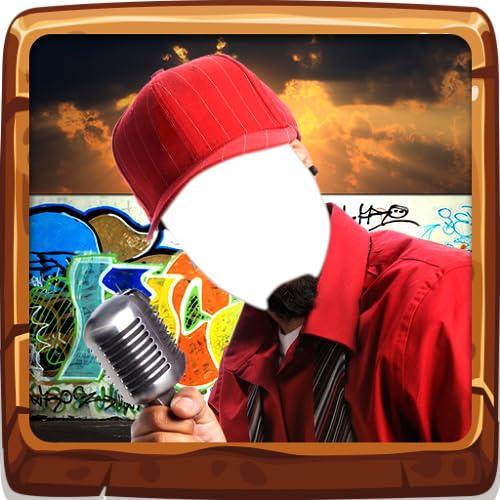 Hip Hop Fotomontage