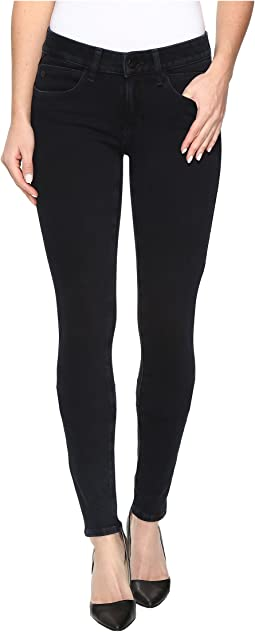 Adriana Mid-Rise Super Skinny in Midnight Move