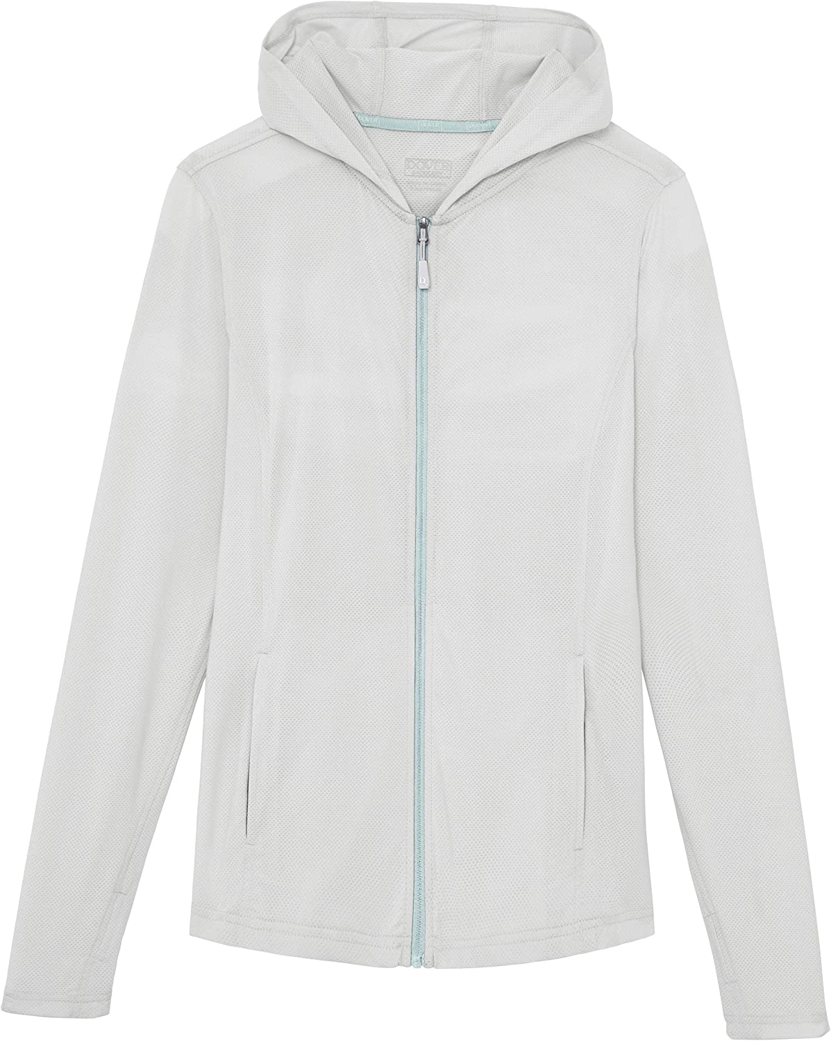 Dover Saddlery Rider Fly Shield Iced Large Hoodie NEW before selling Aqua Silver trust