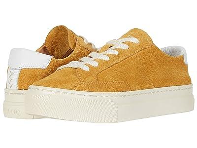 Soludos Ibiza Platform Sneaker (Marigold) Women