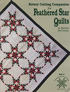 Rotary Cutting Companion for Feathered Star Quilts