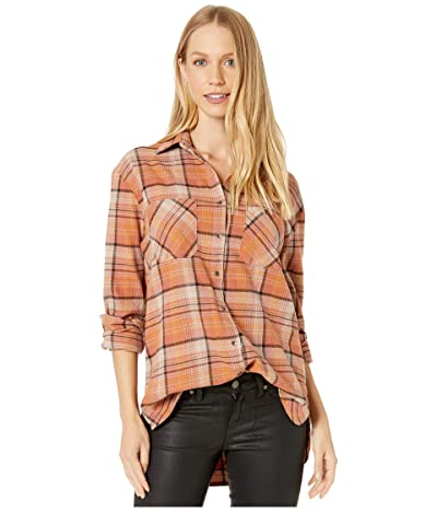 Billabong East Light Shirt (Cacao) Women