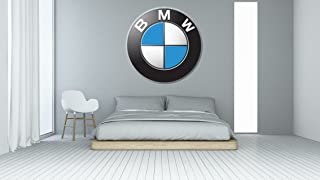 German Car and Motorcycles brand logo - Wall Decal Vinyl Sticker for Home Interior Decoration Bedroom, Window, Mirror, Car (25