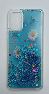Glitter Back Cover Protection For Phone (Realme C21/C21y)