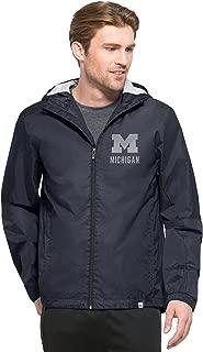 NCAA Men's React Full Zip Hooded Jacket