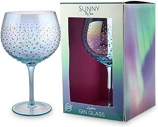 sunny gin glass
