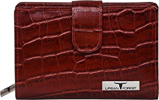 Urban Forest Arya RFID Blocking Ladies Leather Wallet