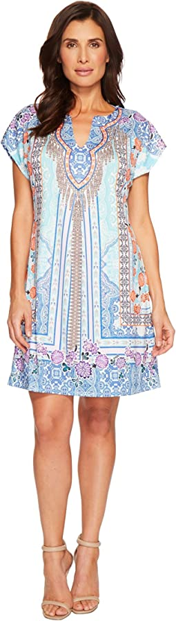 Hale Bob - Winds of Change Matte Microfiber Dress