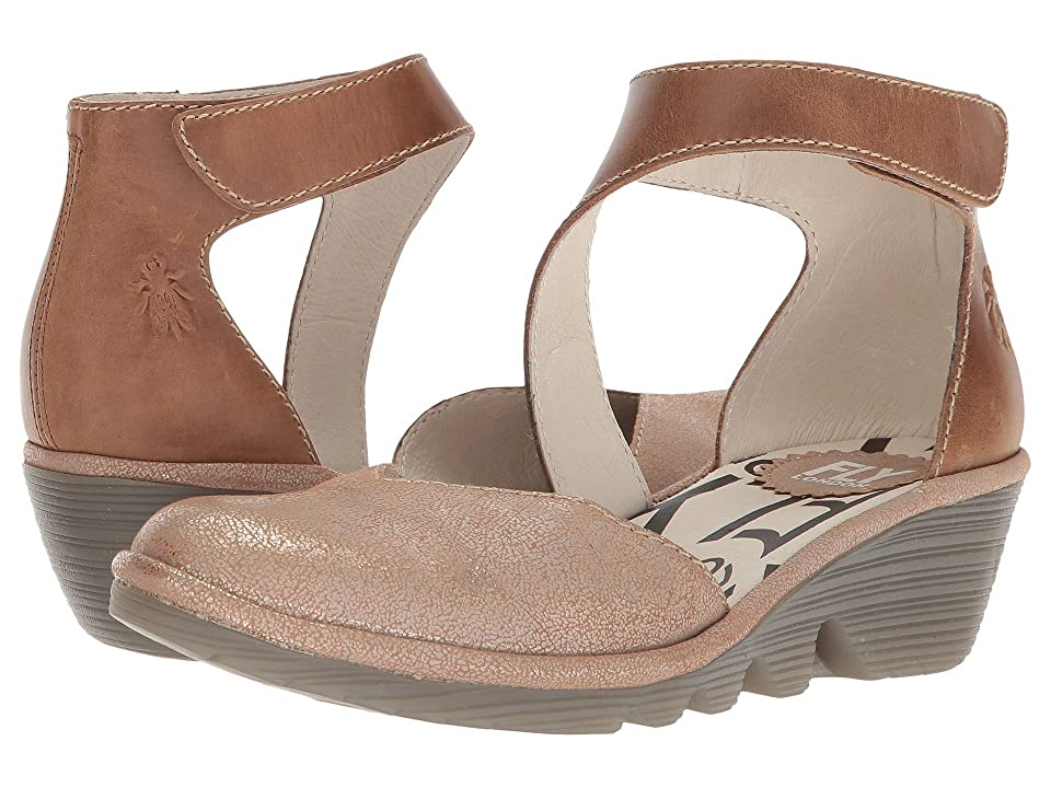 FLY LONDON PATS801FLY (Luna/Camel Cool/Rug) Women