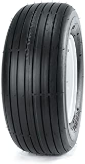 Kenda K401H Rib Turf Lawn and Garden Bias Tire - 16/6.50-8