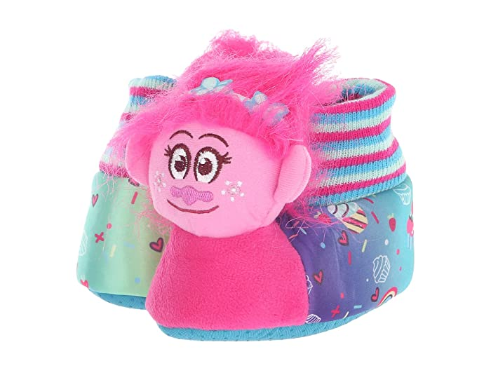 Image of Funny Troll Slippers for Toddlers and Girls