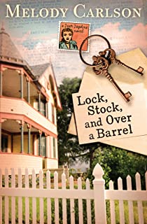 Lock, Stock, and Over a Barrel (A Dear Daphne Novel)